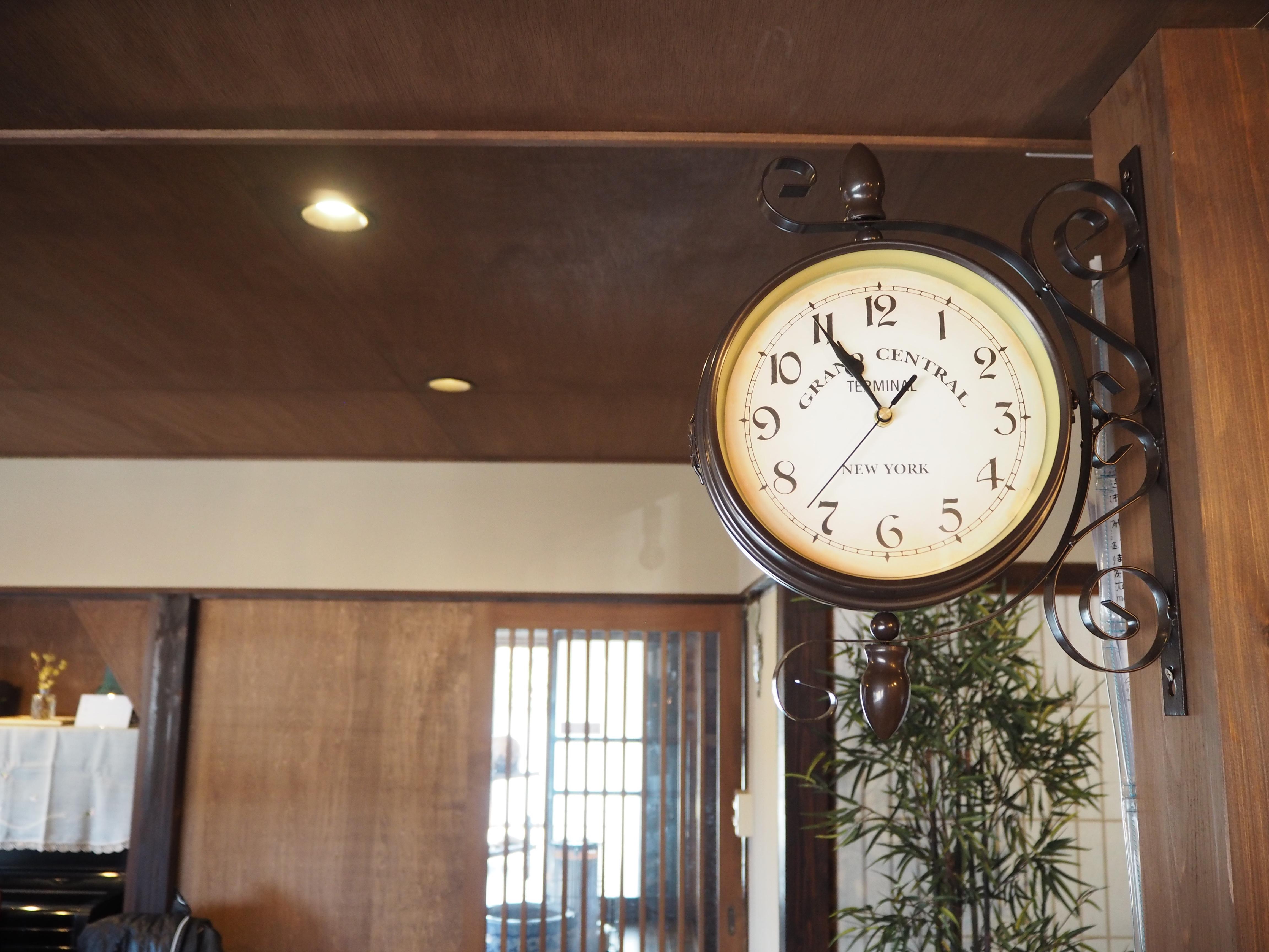 定休日および営業時間の変更